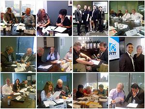 ICS Focus Group photographs on Facebook