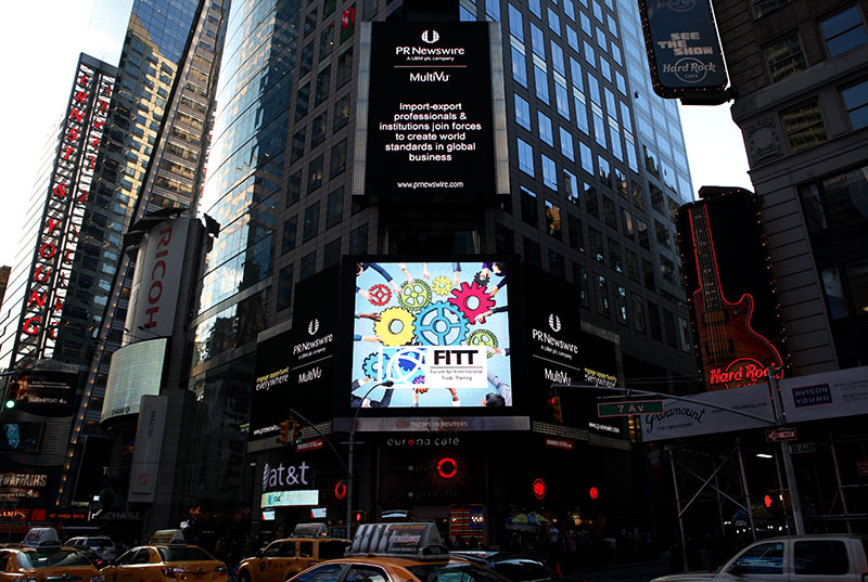 FITT on Times Square