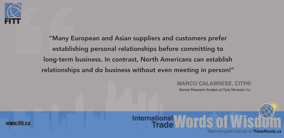 Global Trade Tips