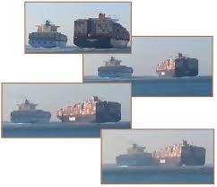Suez canal accident
