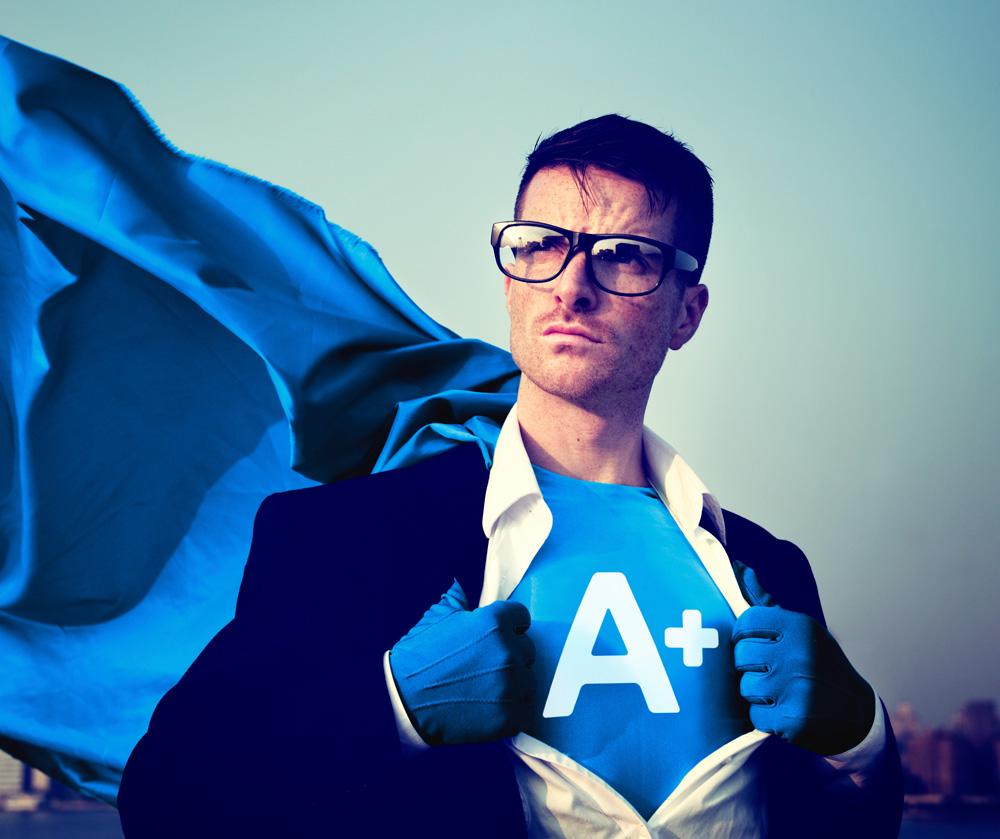 Supply Chain Plan Superhero