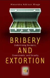Bribery and Extortion