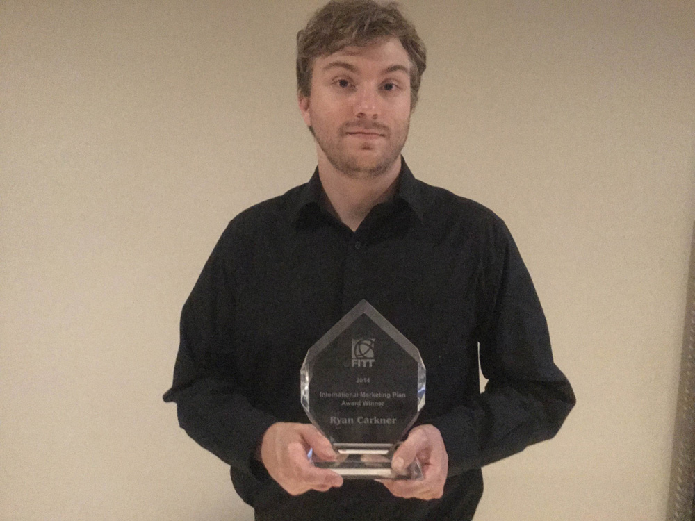 Ryan Carkner Education Awards