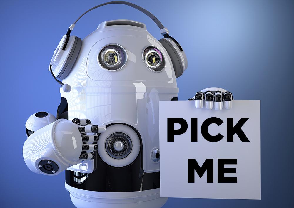 International Marketing Robot