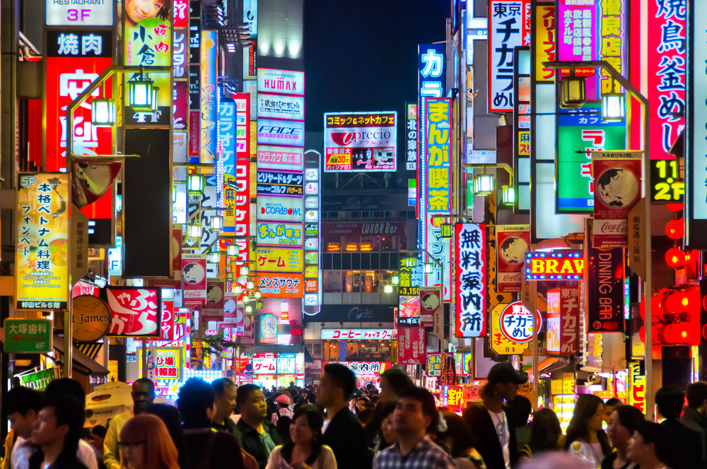 Asian market entry strategies