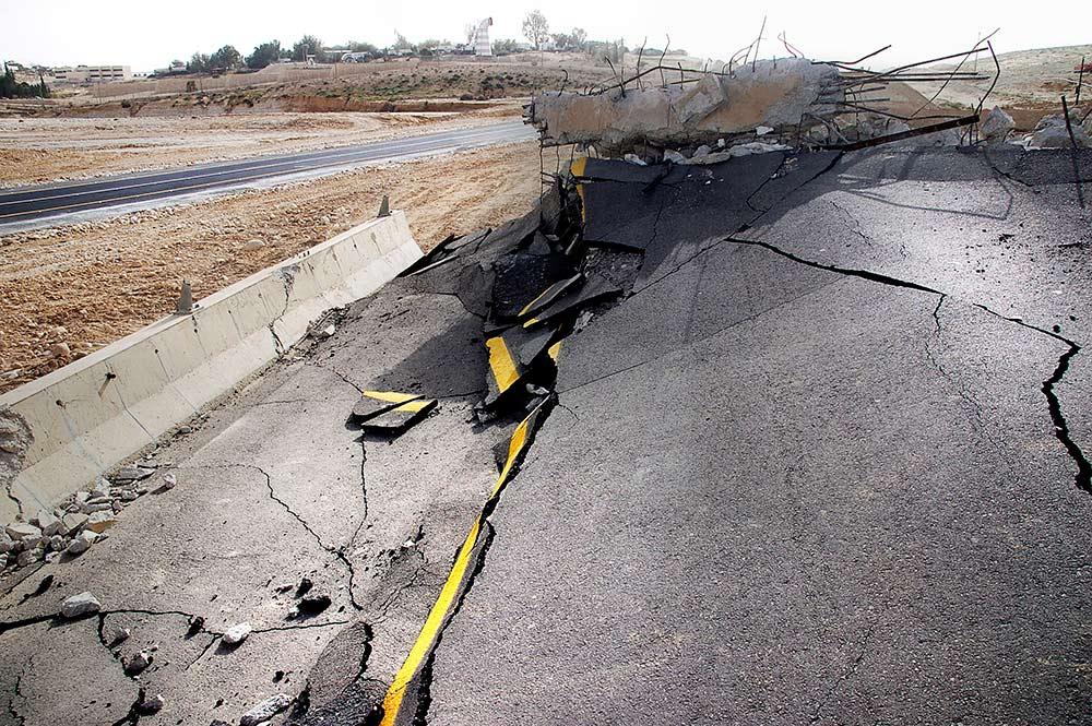 Earthquake early warning supply chain disruption