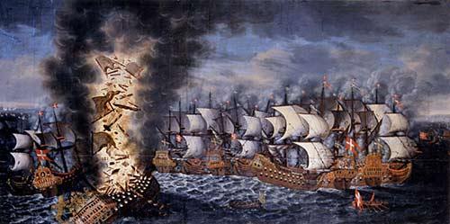 Anglo-Dutch War