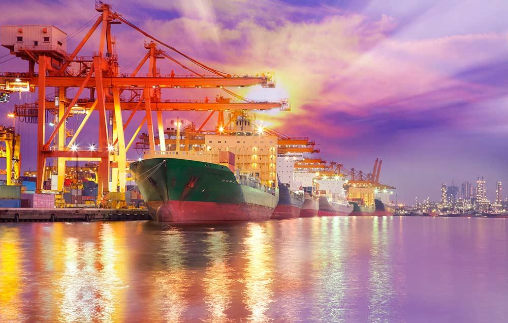 ocean freight market