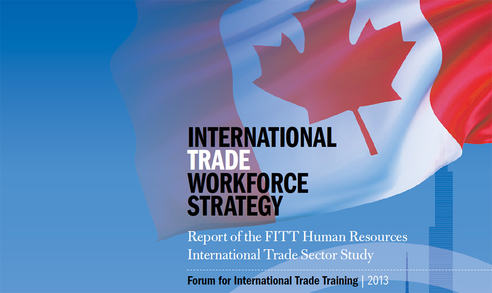 Canada's global trade workforce problem at a glance – Infographic