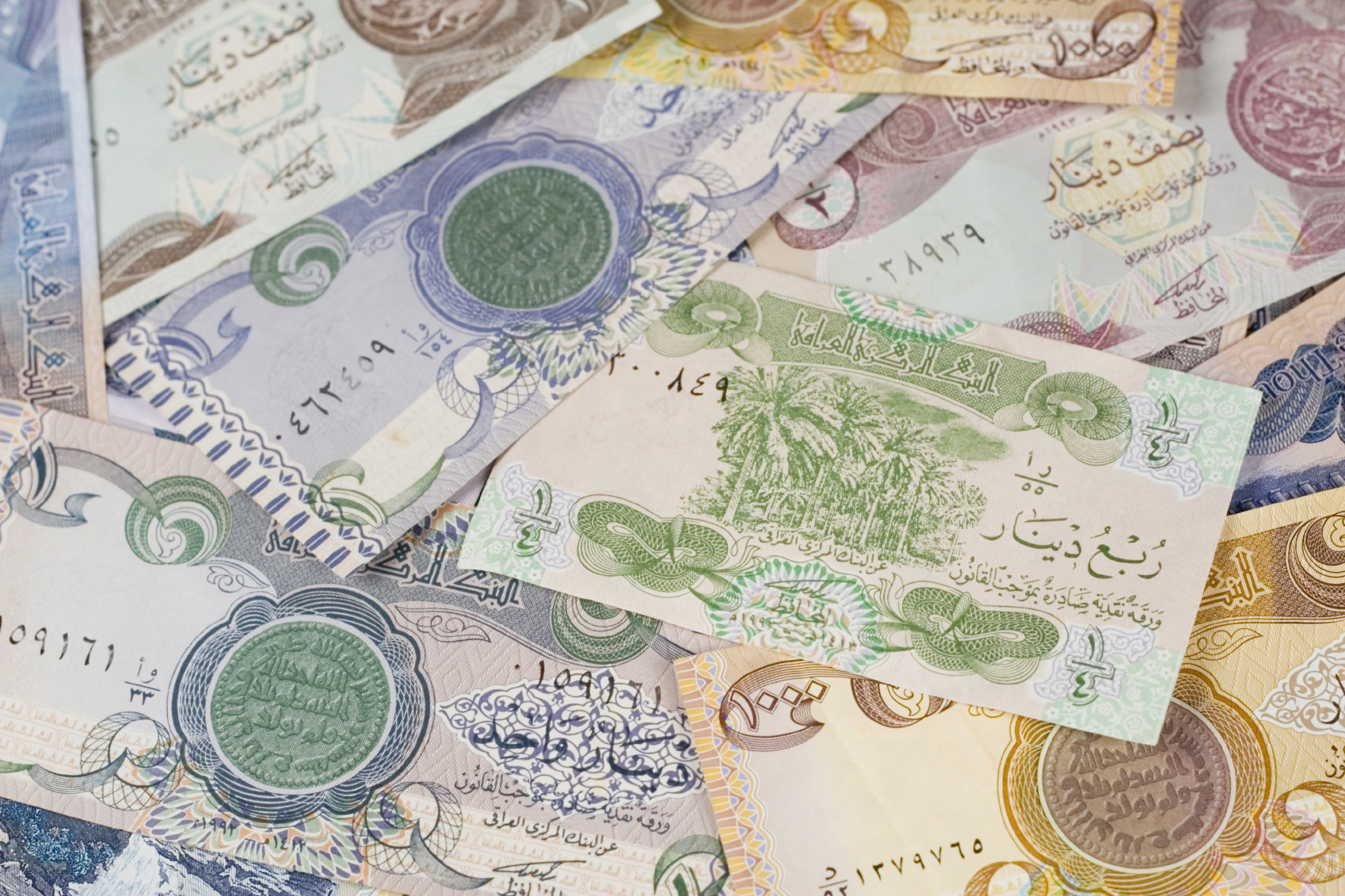 Could Iraq be the next big emerging market?