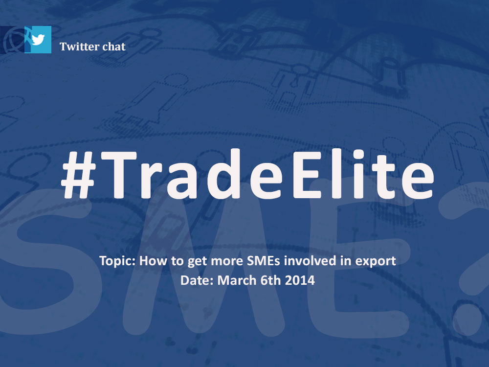 International trade risk management resources & upcoming #TradeElite networking session