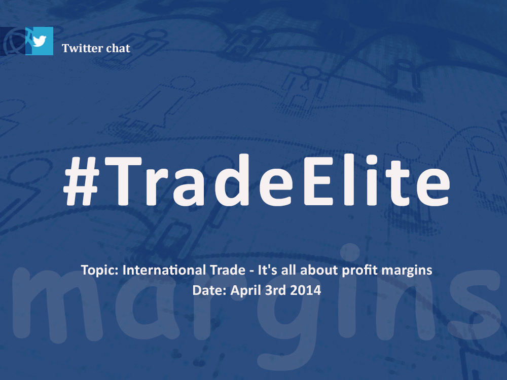 Upcoming #TradeElite networking session & recap of how to get more SMEs involved in export
