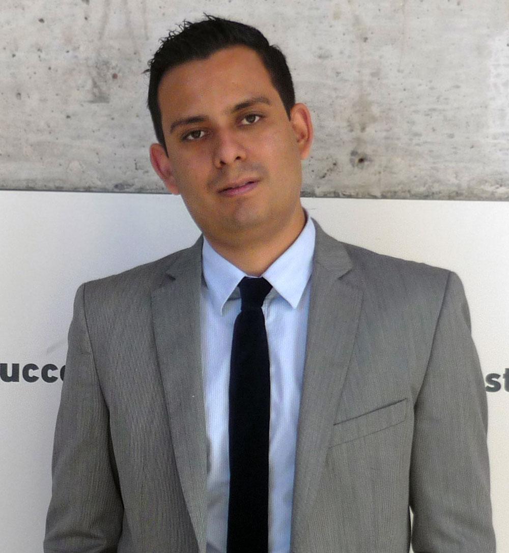 Daniel Rojas, CITP|FIBP – Project Manager