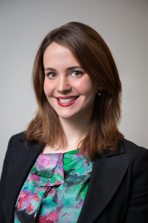 Andrea Eriksson, CITP|FIBP – Business Analyst