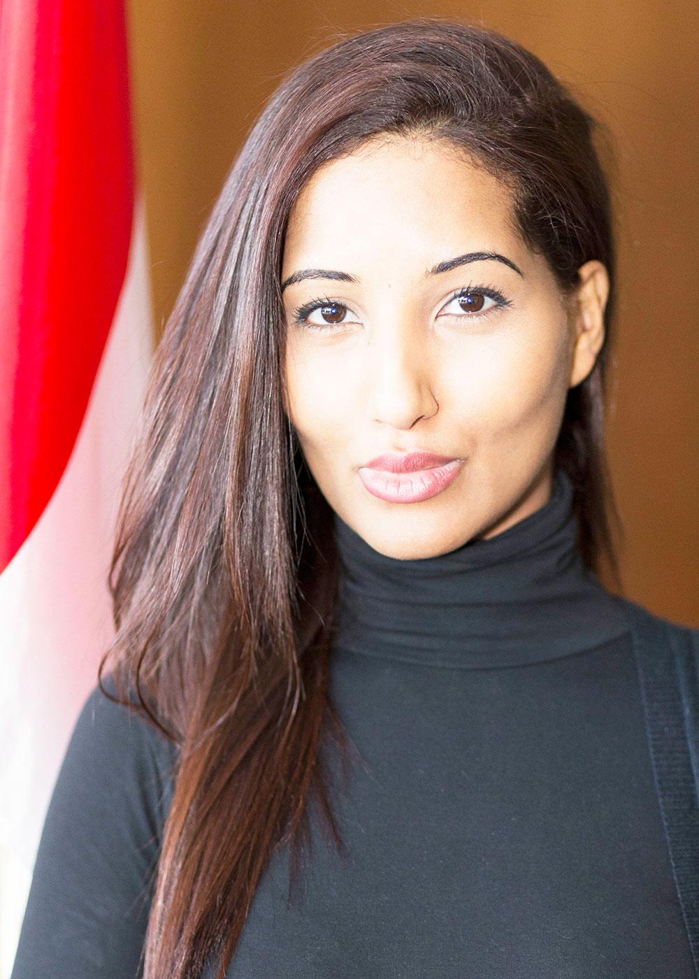 Hoda Ahmed, CITP|FIBP – Marketing Manager