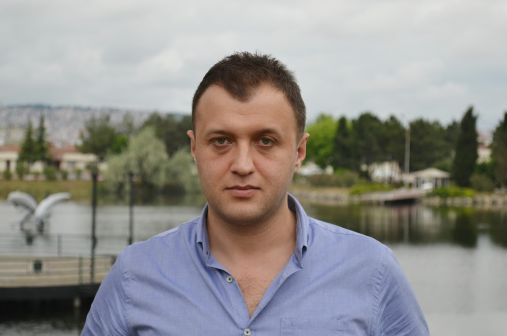 Murat Can Sahin, CITP FIBP – Foreign Trade Specialist