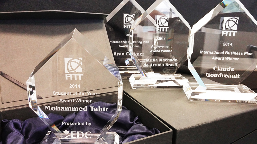 FITT Education Award Winners 2014