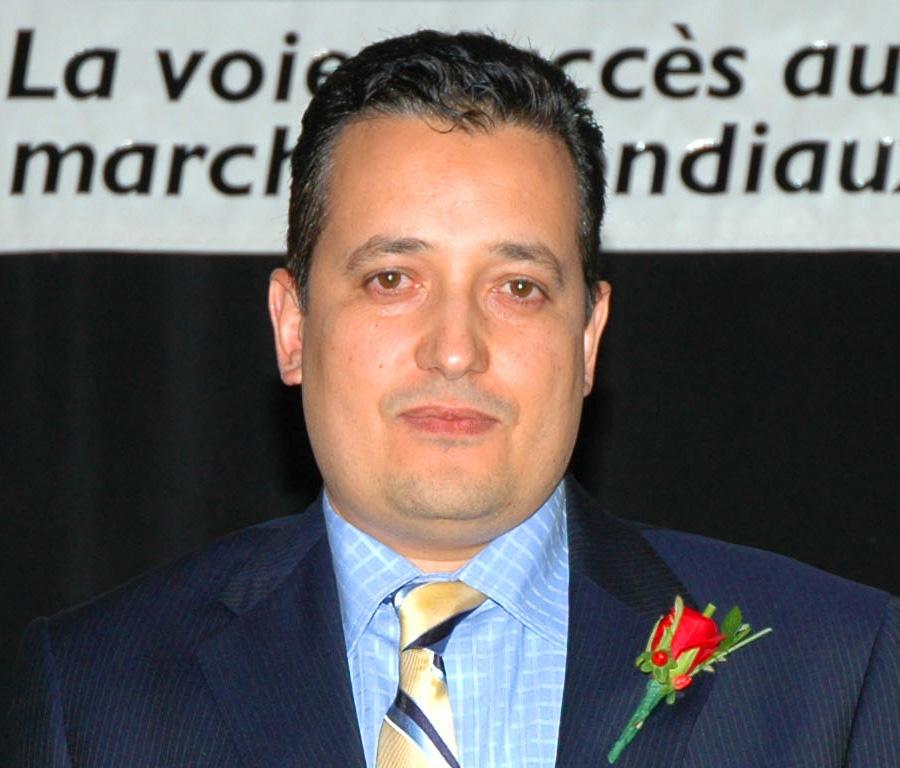 Abdel Azzouzi manager of trade finance