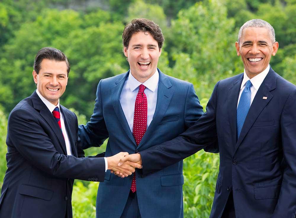 The Three Amigos 2016