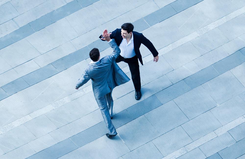 international business relationships