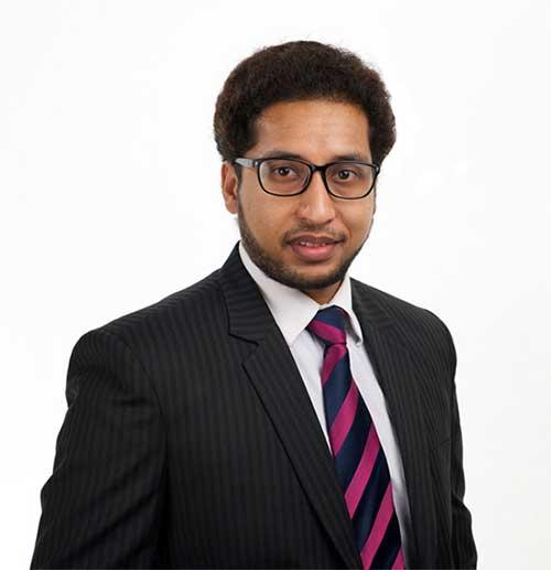 Zishan Shah, CITP|FIBP – Manager, Economic Development