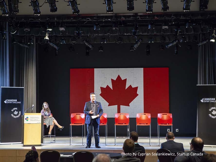Lessons learned from Startup Canada's Canadian Export Challenge – what new exporters need to know