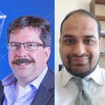 Glenn Archer and Imran Abdool