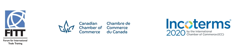 The Canadian Chamber of Commerce and the Forum for International Trade Training establish partnership to train Canadian businesses on Incoterms® 2020