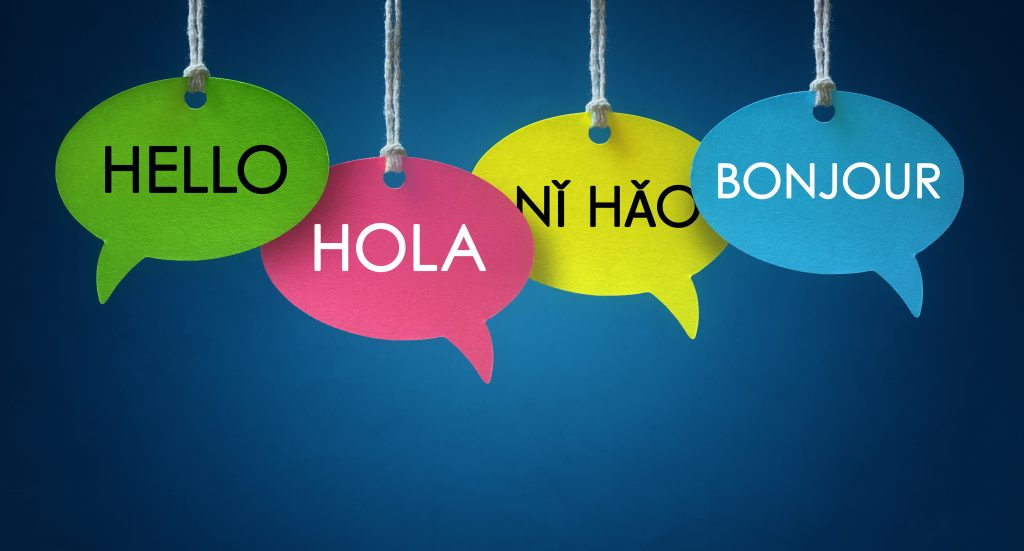 Access new market opportunities by hiring translators and interpreters