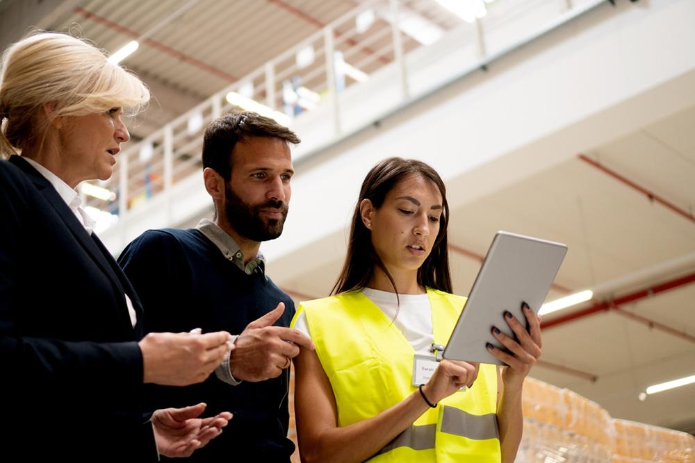 Inventory management optimization strategies