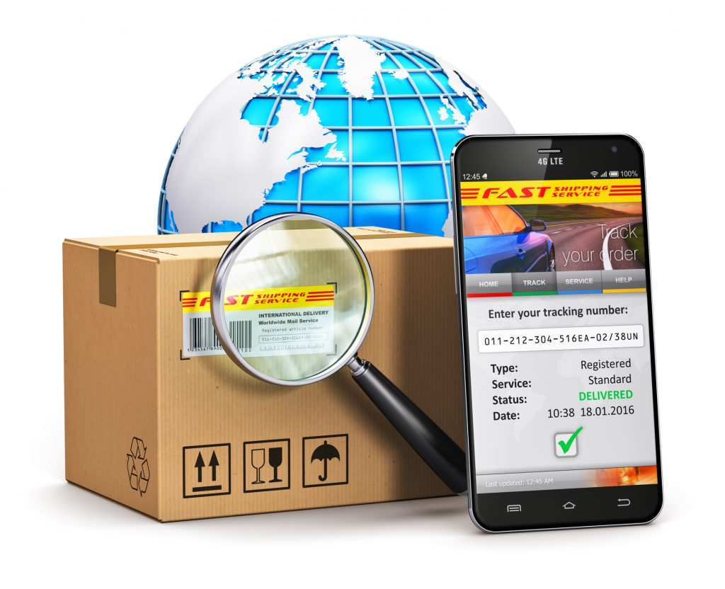 How are mobile apps transforming the logistics industry?
