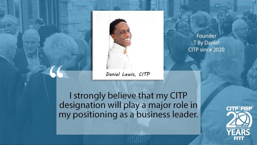 Daniel Lewis, CITP