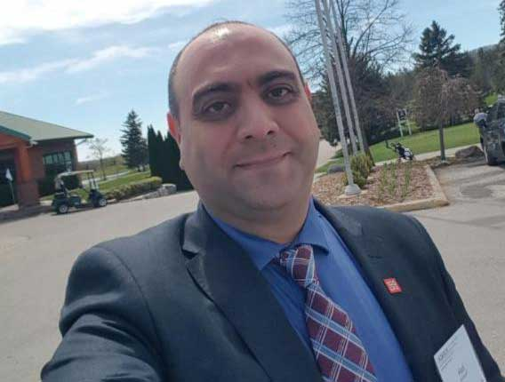 CITP Spotlight: Hadi AlShawaf, Logistics & Supply Chain Professional