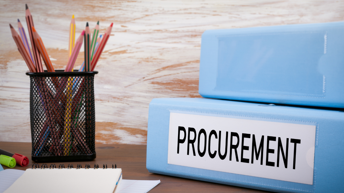 Step 2 of the procurement process: Conducting an assessment of the suppliers' market