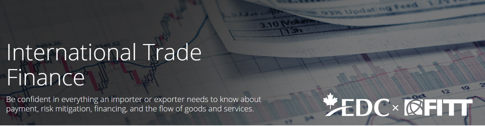 International Trade Finance FITTskills Course Banner